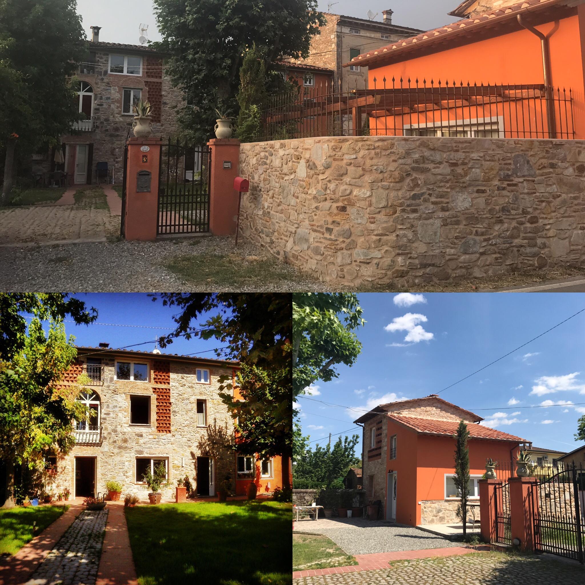 Villa Amoroni, Lucca